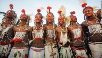 วัฒนธรรมชนเผ่า